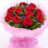 厚街同城配送开张庆典花篮生日鲜花花束玫瑰送虎门长安