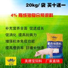 养猪催肥五法图片