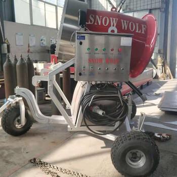 诺泰克人工造雪机厂家现货可批发
