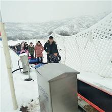 滑雪场魔毯雪场用自动恒温厂家直销每米价格优惠图片