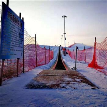 河南诺泰克滑雪魔毯景区雪场通用每小时输送量大
