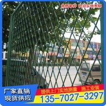 河源高速公路防眩网钢板网按图定做清远公路防撞护栏网厂家图片