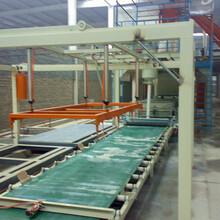 供应山东创新集装箱房地板生产机械图片