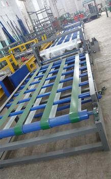 全自动烟道板生产机械-烟道板机械设备