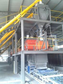 外模保温一体板生产机械-FS外模保温一体板设备