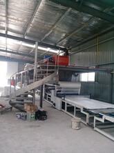 复合墙体板设备生产线-轻质保温复合墙体板机械图片