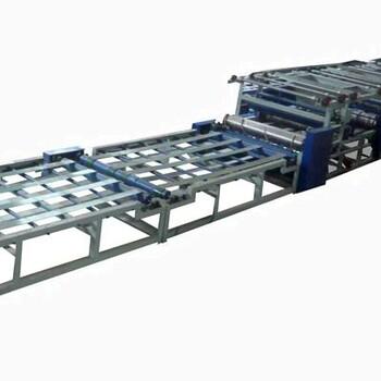 复合排烟气道生产线设备复合排烟气道生产线