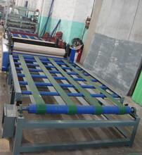 秸秆板机械设备-全自动秸秆防火门生产线图片