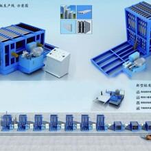 水泥纤维板生产线-新型水泥纤维板生产线图片
