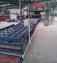 山东济南外墙保温板设备生产线图片
