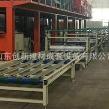 新型防火装饰板机械-装饰板生产设备图片