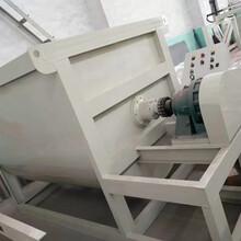 山东菱镁单轴搅拌机厂商报价图片
