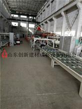 水泥纤维夹心复合墙板设备墙板生产线机械图片