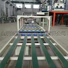 防火板制板机供应厂家图片
