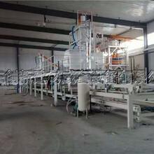 山东创新建材水泥纤维板生产机械图片