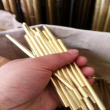 直銷h62黃銅管、h65黃銅管、h68黃銅管;可零售圖片