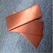 現貨批發2mm厚紫銅板純銅塊t2國標環保銅板材