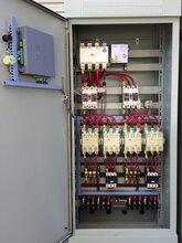 上海登泉消防泵软启动控制柜55KW水泵控制柜一用一备水泵控制箱图片