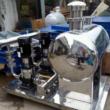 河南商住小区高区无负压变频供水泵11KW/上海无负压供水设备厂家