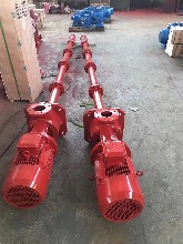 3CF消防长轴深井泵XBD5.1/20GJ-18.5KW图片