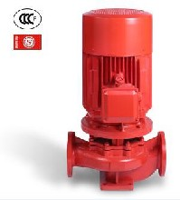 CCCF消防泵喷淋泵增压稳压泵11KW室内消火栓给水?#21451;?#27893;XBD4.1/15G-L