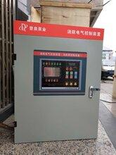 上海CCCF消防直启控制柜/星三角降压控制柜/消防巡检柜/消火栓泵控制柜11KW