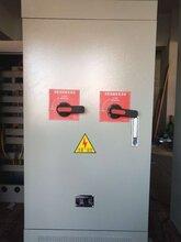 消防机械应急启动装置125A/250A/400A/星三角软启动/自耦降压/直启图片