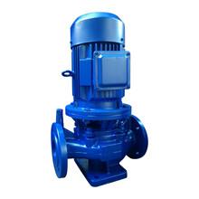 上海登泉ISG100-125A立式單級管道離心泵11KW清水泵熱水泵循環泵圖片