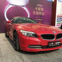 上海出租红色宝马Z4敞篷跑车自驾日租婚车自驾图片