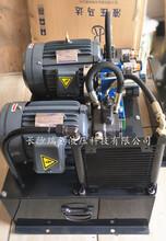 成套液壓系統泵站定制廠家圖片
