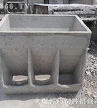 河北福临畜牧养猪设备水泥食槽母猪食槽畜牧机械