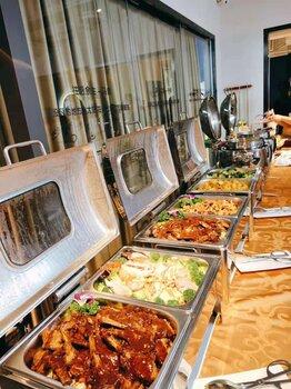 惠州惠城婚宴茶歇布置安全可靠,年會圍餐酒席