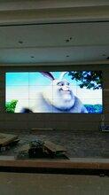 会议展示拼接墙/教育培训拼接屏/广告机的完美案例和售后