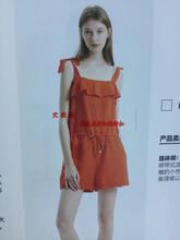 艾薇萱高檔品牌女裝夏季連衣裙批發當季品牌女裝同步上市批發圖片