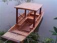 木船/欧式木船/手划船/观光船/景区游船图片