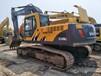 沃尔沃240二手挖掘机