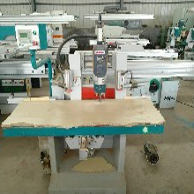 出售二手木工機械備銳匠門鎖銑槽機門鎖開槽機圖片