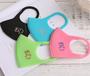DIY个性儿童透气海绵口罩成人明星口罩日本海绵防尘易清洗口罩
