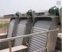 污水提升泵站用GSHZ型回转式格栅除污机配套皮带输送机
