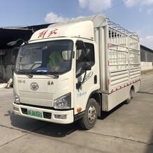 解放新能源货车,四川销售新能源解放J6F安全可靠图片