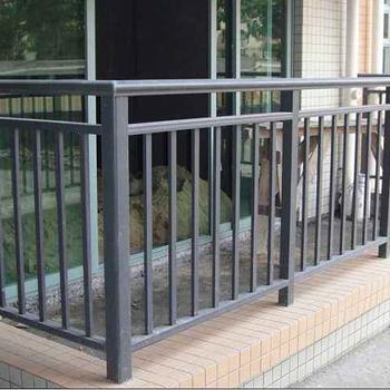 佛山简易阳台护栏楼盘阳台护栏小区阳台护栏组装焊接阳台护栏厂家直销