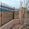 广东深圳坪山新区别墅围墙护栏-1.5米热镀锌护栏-供应别墅栏杆大门锌钢围墙护栏现货