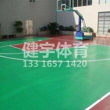 球場施工深圳球場場地施工硅PU球場丙烯酸球場PVC球場圖片