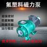 CQB四氟合金磁力泵皖金化工泵无泄漏泵酸碱循环泵