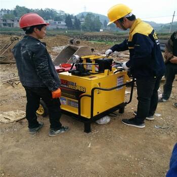 大理石板材快速开采劈裂机涪陵免费咨询