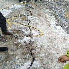 挖地基硬石头破碎锤打不动怎么办玉林