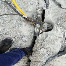 璧山大型矿山硬石头开爆用什么破石头快