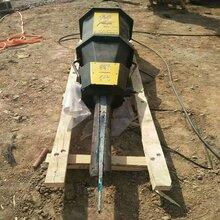 常州采石场开采不能放炮开石用什么设备