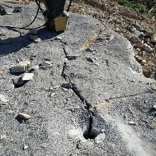 长宁矿山开采硬石头怎么提高工效图片