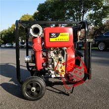2.5寸柴油自吸消防泵真不用灌水图片
